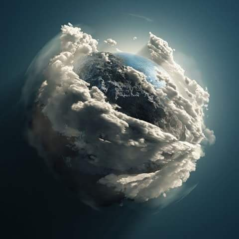 photoearth from Hubble